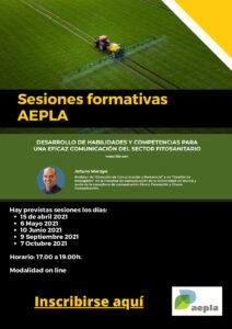 Sesiones formativas sobre el sector fitosanitario