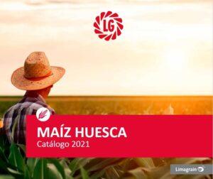 Catálogo de semilla de maíz 2021 para Huesca